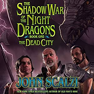 Shadow War of the Night Dragons, Book One: The Dead City: Prologue Audiobook