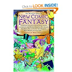 The Mammoth Book of New Comic Fantasy: A Dazzling New Collection of Comic Fantasy Masterpieces from Esther... by Mike Ashley