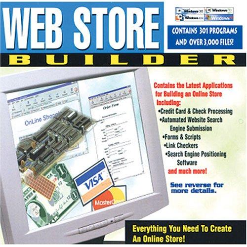 BYTESIZE SOFTWARE Web Store Builder (Windows)
