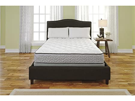 Longs Peak Plush Twin Mattress by Ashley