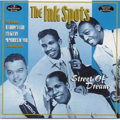 Street-of-Dreams-The-Ink-Spots-Audio-CD