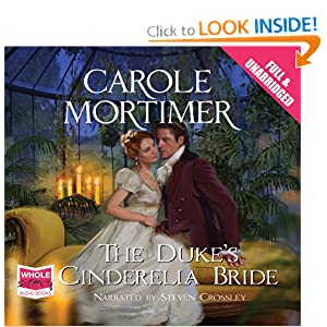 The Duke's Cinderella Bride (Harlequin Historical) Carole Mortimer