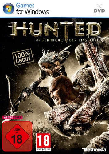 Hunted: Die Schmiede der Finsternis