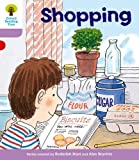 Shopping. Roderick Hunt, Gill Howell (Ort More Patterned Stories)
