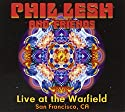 Lesh, Phil - Live At the Warfield (+DVD) [Audio CD]<br>$392.00