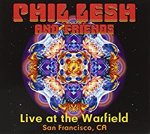 Live at the Warfield - San Francisco, CA