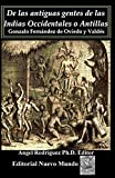 De las antiguas gentes de las Indias Occidentales o Antillas, (Antillana) (Spanish Edition)