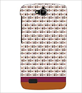 Printdhaba Owl Pattern D-1839 Back Case Cover For Huawei Honor Holly