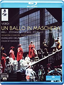Un Ballo in Maschera [Blu-ray] [Import]