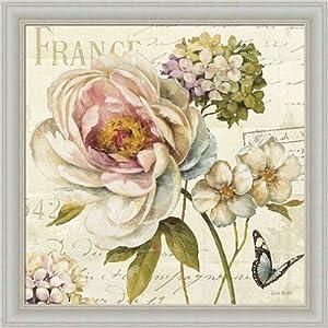 Amazon.com: Marche de Fleurs III by Lisa Audit Vintage Style French
