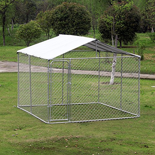 Used Outdoor Dog Kennel