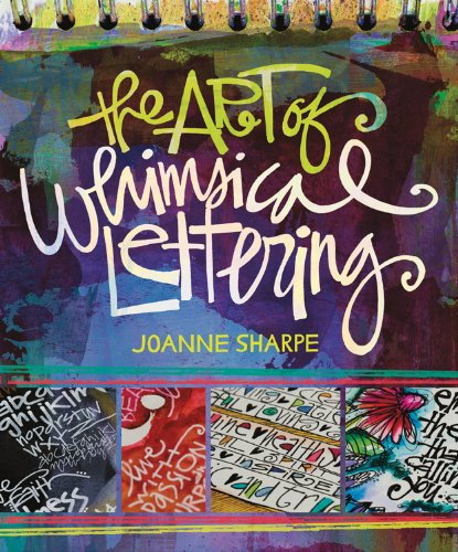 Download The Art of Whimsical Lettering
