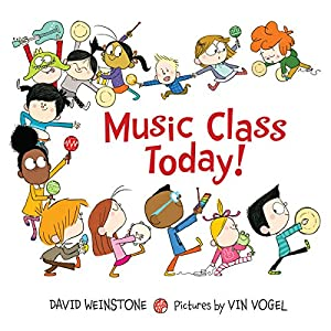 Music Class Today! Audiobook