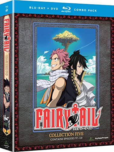 Fairy Tail - Collection Five [Blu-ray]