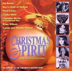 Christmas Spirit - A Musical Collection