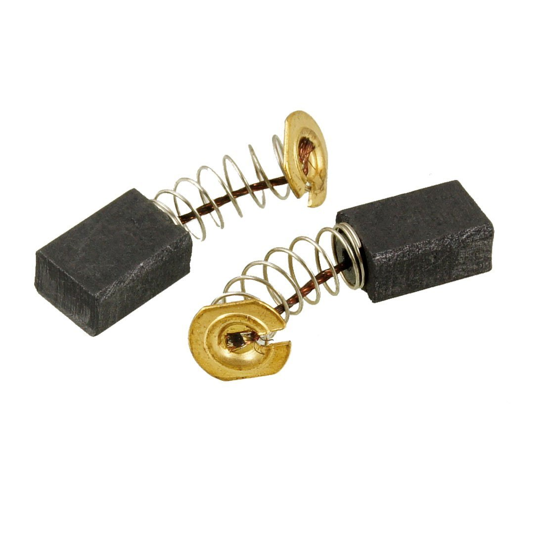 Uxcell a12092000ux0447 Electric Motor Carbon Brushes, 17/32 x 9/25 x 15/64