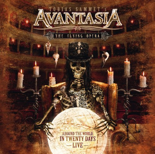 Flying Opera: Around the World in 20 Days by AVANTASIA (2011-06-07)