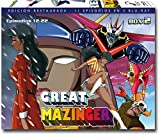 Great Mazinger Box 2 Blu-Ray España