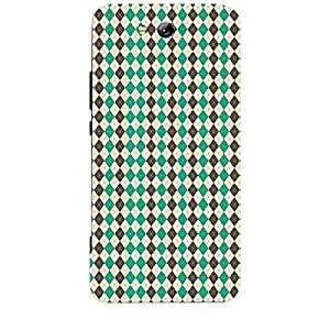Skin4gadgets OXFORD PATTERN 7 Phone Skin for CROMA CRCB2129