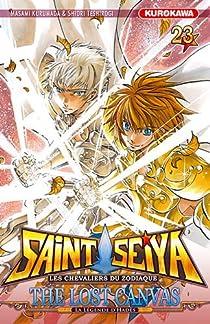 Saint Seiya, Tome 23 : par Teshirogi