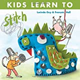 Kids Learn to Stitch