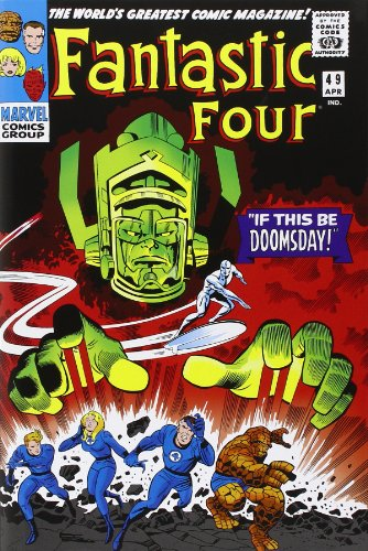 The Fantastic Four Omnibus Volume 2 (New Printing) (Marvel Omnibus Fantastic Four compare prices)