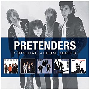 Original Album Series : 1 / 2 / Learning to Crawl / Get Close / Last of the Independents (Coffret 5 CD)