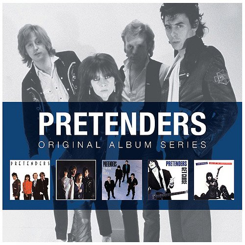 Pretenders - What the World Needs Now Is...: The Ultimate Love Collection Disc 1 - Zortam Music