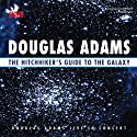 The Hitchhiker's Guide to the Galaxy: Live in Concert  by Douglas Adams Narrated by Douglas Adams