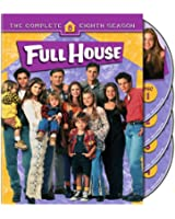 Full House: Complete Eighth Season [DVD] [Region 1] [US Import] [NTSC]