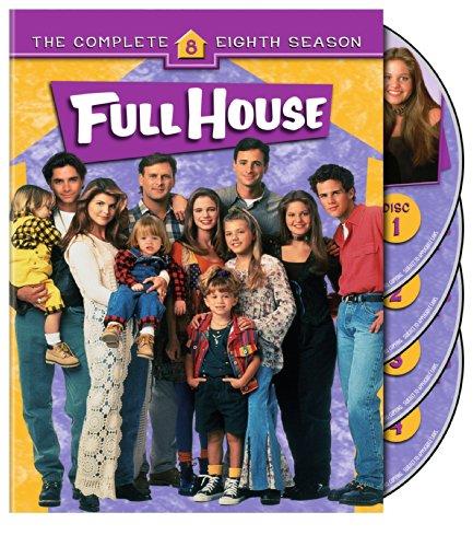 DVD : Full House: The Complete Eighth Season (, Standard Screen, 4 Disc)