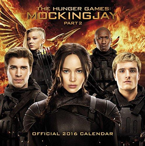 The Official The Hunger Games: Mockingjay 2016 Calendar (Calendar 2016)