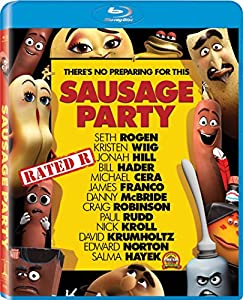Sausage Party [Blu-ray] from Sony Pictures Home Entertainment