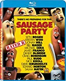 Sausage Party (Blu-ray/UV)