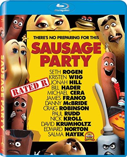 Sausage Party (Blu-ray/UV)
