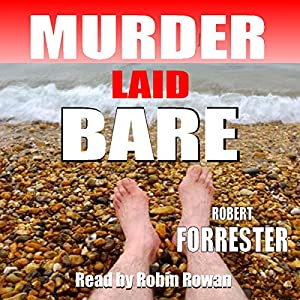 Murder Laid Bare Audiobook