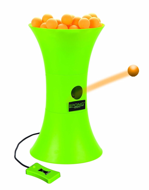 ping pong shooting machine