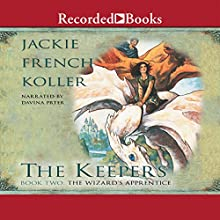 The Wizard's Apprentice (       UNABRIDGED) by Jackie French Koller Narrated by Davina Porter