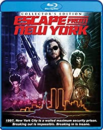 Escape From New York (Collector\'s Edition) [Blu-ray]