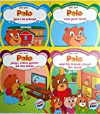 Jolly Kids Polo Series Set 1 ( Set of 4 Books) (Growing up with Polo and his Friends)