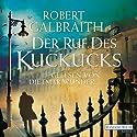 Der Ruf des Kuckucks (Cormoran Strike 1) Hörbuch von Robert Galbraith Gesprochen von: Dietmar Wunder