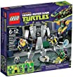 Lego Teenage Ninja Mutant Turtles Set #79105 Baxter Robot Rampage
