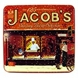 Jacobs Biscuits for Cheese Christmas Savoury Selection Tin (1 x 500g)