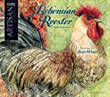 Lang Perfect Timing - Lang 2014 Bohemian Rooster Wall Calendar, January 2014 - December 2014, 13.375 x 24 Inches (1001737)