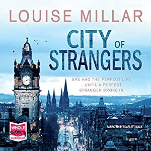 City of Strangers Audiobook