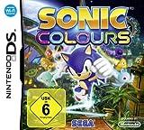 echange, troc Sonic Colours [import allemand]