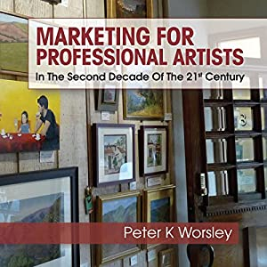 Marketing for Professional Artists Audiobook