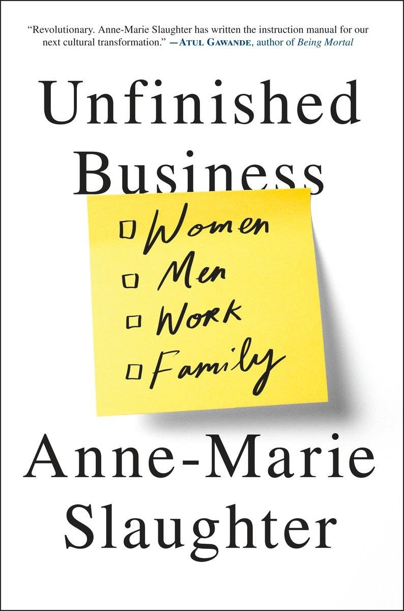 Unfinished Business ISBN-13 9780812994568