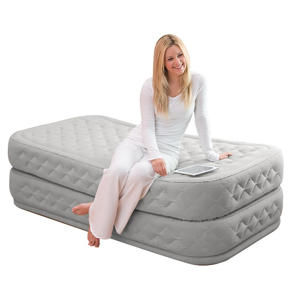 Heavy Duty Twin Air Beds And Air Mattresses For Big And Heavy People