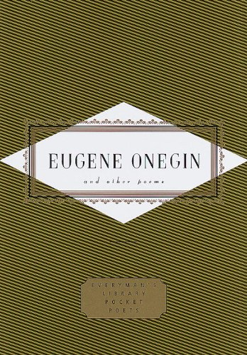 Eugene Onegin and Other Poems (Everyman's Library Pocket...